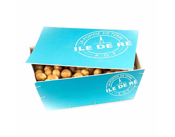 Pommes de terre AOP de l'île de Ré